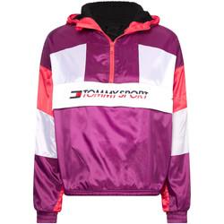 Ruhák Női Melegítő kabátok Tommy Hilfiger S10S100416 Ibolya