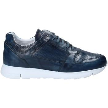 Cipők Férfi Rövid szárú edzőcipők Exton 332 Kék