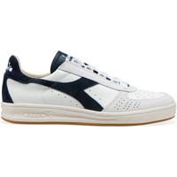 Cipők Férfi Rövid szárú edzőcipők Diadora 201.172.545 Fehér