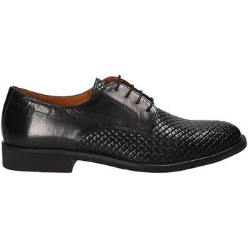 Cipők Férfi Oxford cipők Stonefly 110766 Fekete