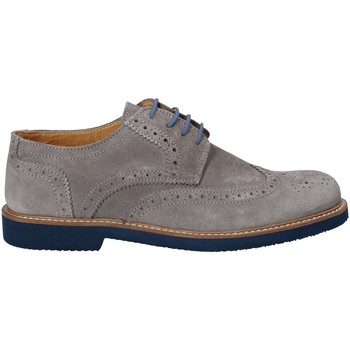 Cipők Férfi Oxford cipők Exton 9190 Szürke