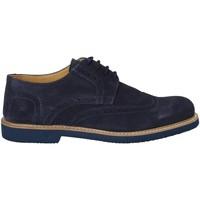 Cipők Férfi Oxford cipők Exton 9190 Kék