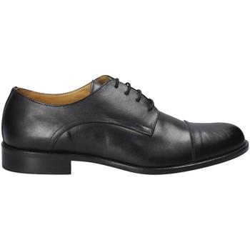 Cipők Férfi Bokacipők Exton 6013 Fekete