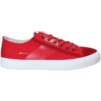 Cipők Férfi Rövid szárú edzőcipők Gas GAM810035 Piros