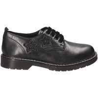 Cipők Gyerek Oxford cipők Grunland SC3971 Fekete