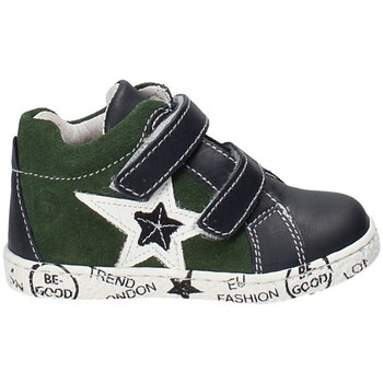 Cipők Gyerek Magas szárú edzőcipők Melania ME0157A8I.B Zöld