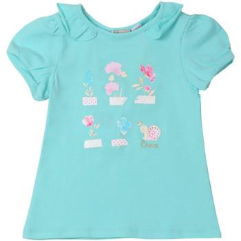 Ruhák Gyerek Rövid ujjú pólók Chicco 09006969000000 Kék