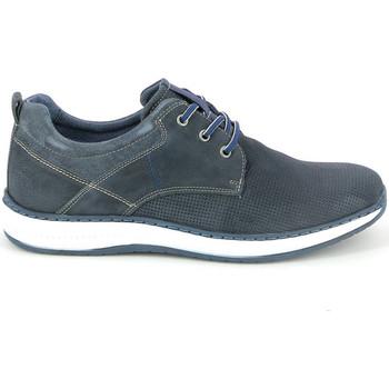Cipők Férfi Rövid szárú edzőcipők Grunland SC3806 Kék