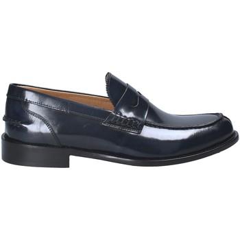 Cipők Férfi Mokkaszínek Exton 102 Kék