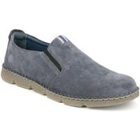 Cipők Férfi Belebújós cipők Grunland SC4526 Kék
