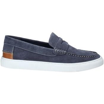 Cipők Férfi Mokkaszínek Lumberjack SM62602 001 A01 Kék