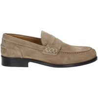Cipők Férfi Mokkaszínek Rogers 652 Bézs