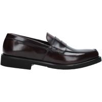 Cipők Férfi Mokkaszínek Rogers AZ004 Piros