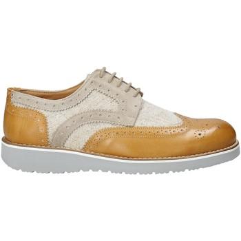 Cipők Férfi Oxford cipők Exton 5105 Bézs