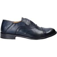 Cipők Férfi Oxford cipők Exton 3103 Kék