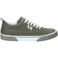 Cipők Férfi Rövid szárú edzőcipők Byblos Blu 2MA0006 LE9999 Zöld