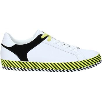 Cipők Férfi Rövid szárú edzőcipők Byblos Blu 2MA0004 LE9999 Fehér