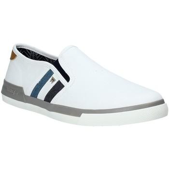 Cipők Férfi Belebújós cipők Wrangler WM91102A Fehér