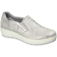Cipők Női Belebújós cipők Enval 3268011 Ezüst