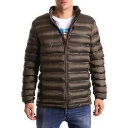 Ruhák Férfi Steppelt kabátok Invicta 4431583/U Zöld