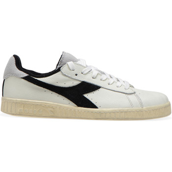 Cipők Férfi Rövid szárú edzőcipők Diadora 501.174.764 Fehér