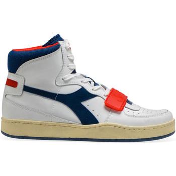 Cipők Férfi Magas szárú edzőcipők Diadora 501.174.766 Fehér