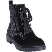 Cipők Női Bokacsizmák Fornarina PI18RO1140V000 Fekete