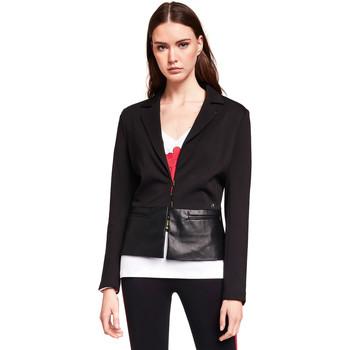 Ruhák Női Kabátok / Blézerek Gaudi 921BD34001 Fekete