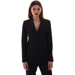 Ruhák Női Kabátok / Blézerek Gaudi 921BD35027 Kék