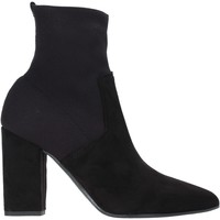 Cipők Női Bokacsizmák Grace Shoes 140M007 Fekete