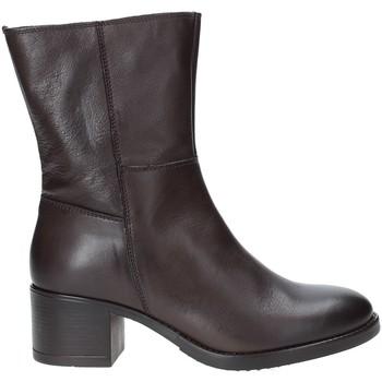 Cipők Női Bokacsizmák Marco Ferretti 172767MF Barna
