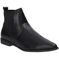 Cipők Női Bokacsizmák Bueno Shoes 9P0708 Fekete