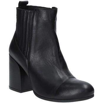 Cipők Női Bokacsizmák Bueno Shoes 9P4801 Fekete