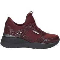 Cipők Női Rövid szárú edzőcipők Stonefly 212663 Piros