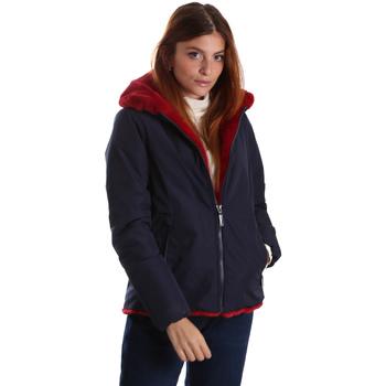 Ruhák Női Parka kabátok Invicta 4431581/D Kék