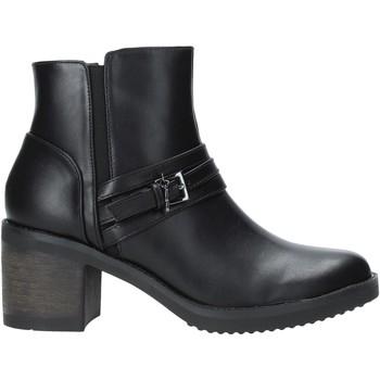Cipők Női Csizmák Gattinoni PINCS0908W Fekete