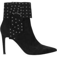 Cipők Női Bokacsizmák Gattinoni PINHE0927W Fekete