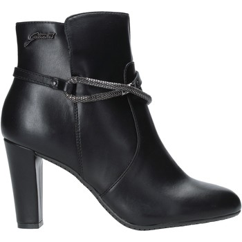 Cipők Női Bokacsizmák Gattinoni PINKA0923W Fekete