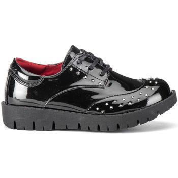 Cipők Gyerek Oxford cipők Lumberjack SG20412 002 S04 Fekete