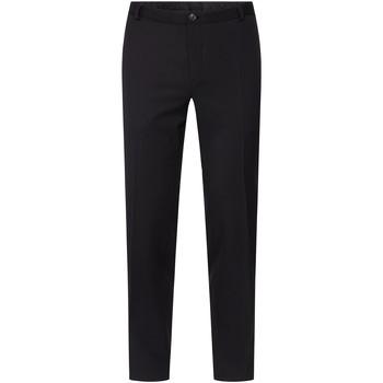 Ruhák Férfi Chino nadrágok / Carrot nadrágok Calvin Klein Jeans K10K104812 Fekete