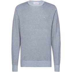 Ruhák Férfi Pulóverek Calvin Klein Jeans K10K104920 Szürke