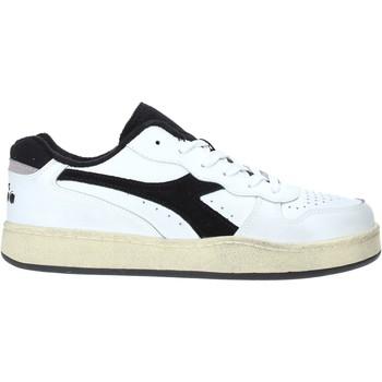 Cipők Férfi Rövid szárú edzőcipők Diadora 501175757 Fekete