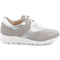 Cipők Női Rövid szárú edzőcipők Grunland SC4879 Szürke