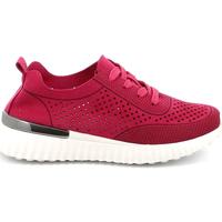 Cipők Női Rövid szárú edzőcipők Grunland SC4906 Rózsaszín