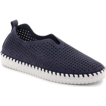 Cipők Női Belebújós cipők Grunland SC4910 Kék