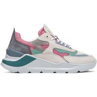 Cipők Női Rövid szárú edzőcipők Date W321-FG-NK-PK Rózsaszín