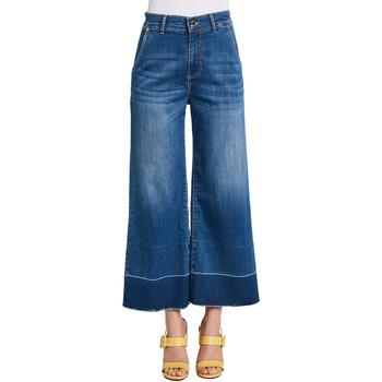 Ruhák Női Bootcut farmerek Gaudi 011BD26030 Kék