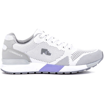 Cipők Női Rövid szárú edzőcipők Lumberjack SW62105 001 U22 Fehér