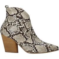 Cipők Női Bokacsizmák Grace Shoes 7241007 Bézs