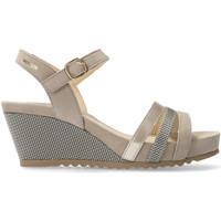 Cipők Női Szandálok / Saruk Mephisto P5132933 Bézs